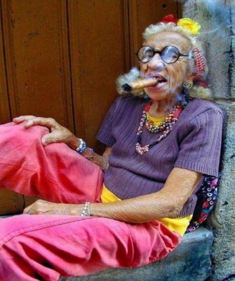 Badass Grannies « SOUND OFF